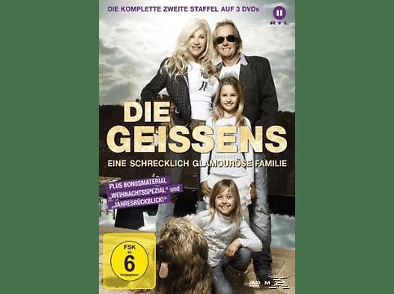 Die Geissens - Staffel 2 [DVD]