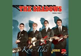 The Shadows - Kon-Tiki 1958-1961  - (CD)