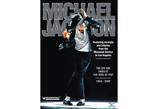 The Life & Times Of The King Of Pop DVD