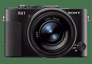 SONY Cyber-shot DSC-RX1 Digitalkamera Schwarz, 24.3 Megapixel, Nein opt. Zoom, TFT-LCD, Xtra-Fine