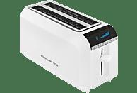 ROWENTA TL 6811 Toaster Weiß (1600 Watt, Schlitze: 2)