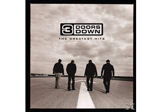 3 Doors Down - THE GREATEST HITS  - (CD)