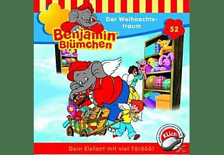 Benjamin Blümchen - 052: Der Weihnachtstraum  - (CD)
