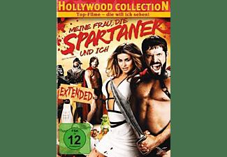 Meine Frau, die Spartaner und ich - Extended Version DVD