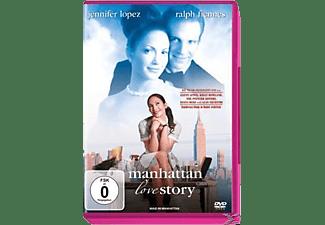 Manhattan Love Story (Jennifer Lopez) [DVD]