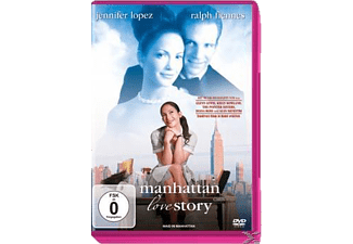 Manhattan Love Story (Jennifer Lopez) [DVD]