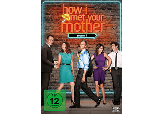 How I Met Your Mother - 7. Staffel [DVD]