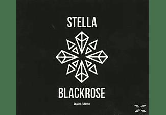 Stella Blackrose - Death And Forever  - (CD)