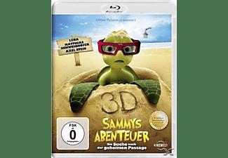 Sammys Abenteuer - Die Suche nach der geheimen Passage (3D) 3D Blu-ray
