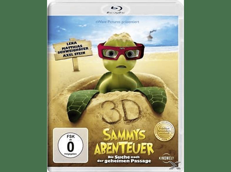 Sammys Abenteuer - Die Suche nach der geheimen Passage (3D) [3D Blu-ray]