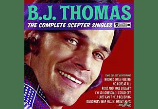 B.J. Thomas - Complete Scepter Singles  - (CD)