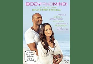 Body and Mind! - Fit und Glücklich mit Detlef D! Soost & Kate Hall DVD