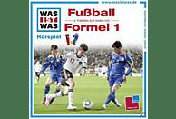 WAS IST WAS: Fußball / Formel 1 - (CD)