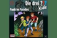 Die Drei ??? Kids 01: Panik im Paradies - (CD)