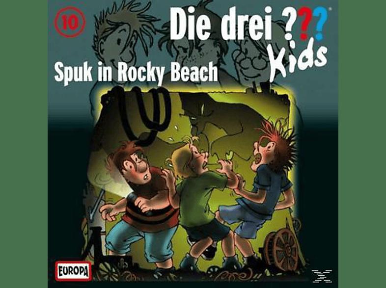 Die drei ??? Kids 10: Spuk in Rocky Beach - (CD)