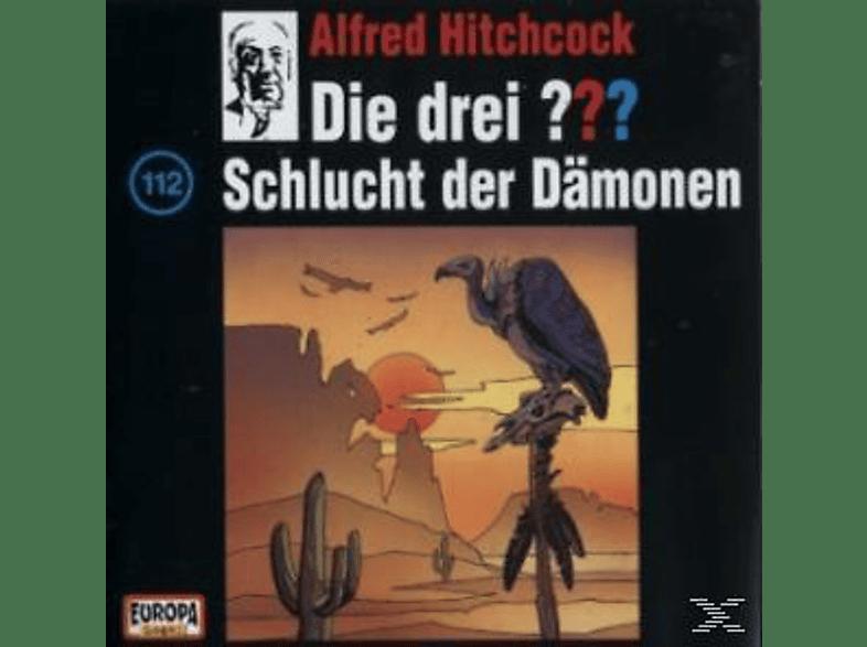 Die drei ??? 112: Schlucht der Dämonen - (CD)