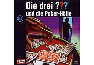 Die drei ??? 143: ...und die Poker Hölle  - (CD)