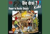 Die drei ??? Kids 23: Feuer in Rocky Beach - (CD)