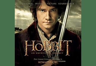 Howard Shore - THE HOBBIT - AN UNEXPECTED JOURNEY  - (CD)