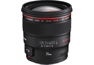 CANON EF 1,4/24mm  L II USM - 24 mm f/1.4 EF, USM, L-Reihe (Objektiv für Canon EF-Mount, Schwarz)