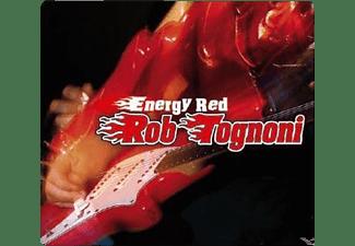 Rob Tognoni - Energy Red  - (CD)