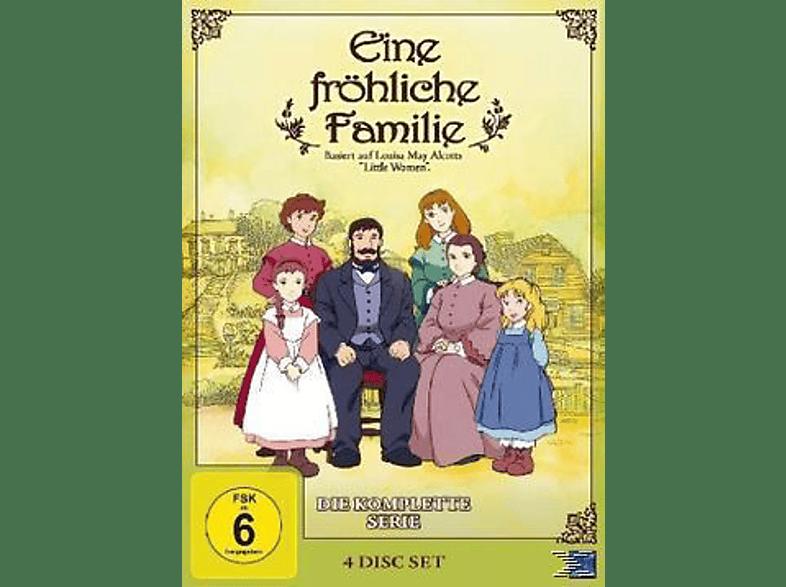 Eine fröhliche Familie - Die komplette Serie [DVD]