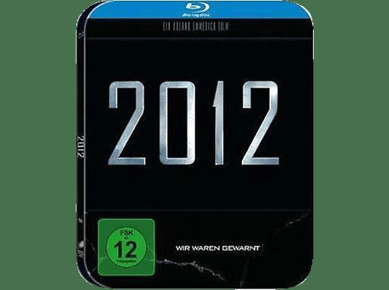 2012 (Steelbook Edition) [Blu-ray]