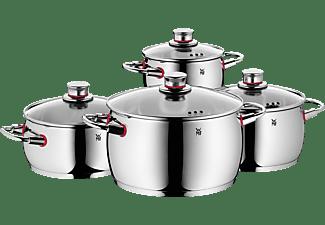 WMF 07.7404.6380 Quality One Topf-Set Cromargan® Edelstahl rostfrei 18/10