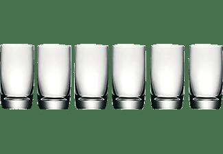 WMF 09.0735.9990 Easy Bier-/Saftbecher 6er