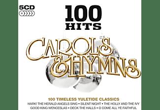 VARIOUS - 100 Hits-Carols&Hymns  - (CD)