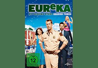 EUReKa - Staffel 3 DVD