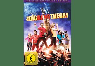 The Big Bang Theory - Staffel 5 DVD