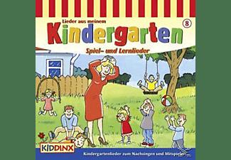 VARIOUS - Lieder Kiga Spiel-Und Lernlieder  - (CD)