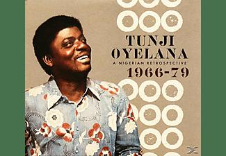 Tunji Oyelana - A NIGERIAN RETROSPECTIVE 1966-79  - (CD)