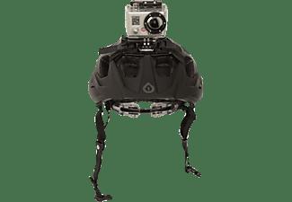 GOPRO Gurthalterung für belüftete Helme - Hero2 / Hero3, Helmhalterung, Schwarz, passend für alle GoPro Kameras