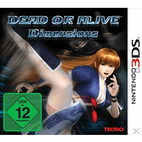 3DS DEAD OR ALIVE [Nintendo 3DS]