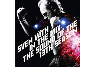 Sven Väth, VARIOUS - Sven Väth In The Mix: The Sound Of The 13th Season  - (CD)
