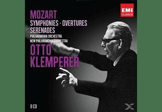 Otto Klemperer - Sinfonien / Ouvertüren / Serenaden  - (CD)