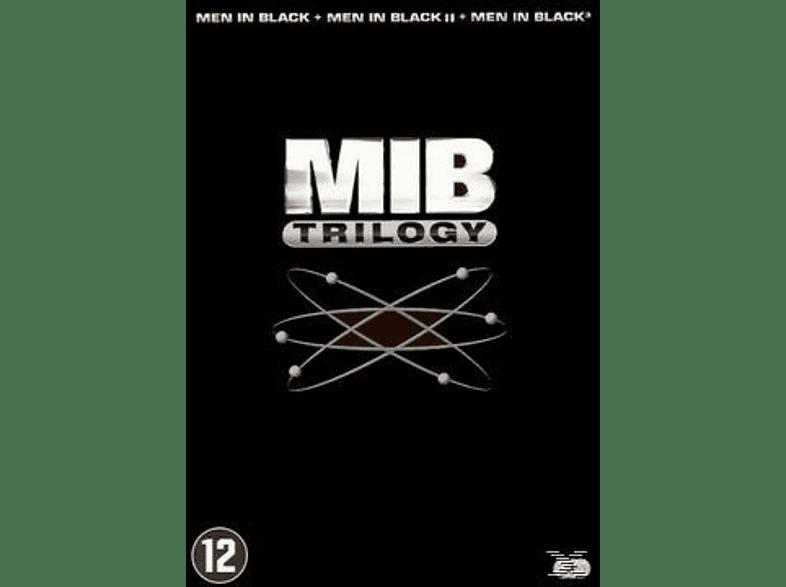 Men In Black Trilogy - DVD