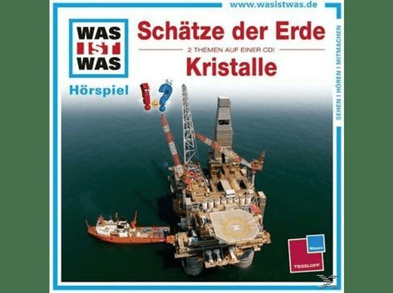 WAS IST WAS: Schätze der Erde / Kristalle - (CD)