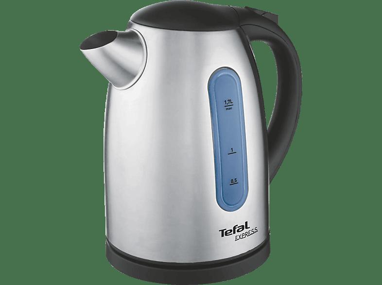 TEFAL KI 170 D 10 Wasserkocher, Edelstahl