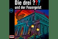 Die drei ??? 158: ...und der Feuergeist - (CD)