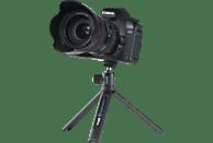 CULLMANN 50081 Magnesit Copter CB2.7 Dreibein Foto-, Video-, Blitzstativ, Schwarz, Höhe offen bis 160 mm