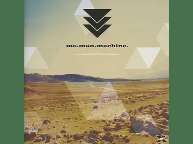 me.man.machine. - Reviver [CD]