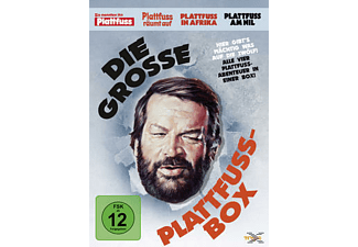 Butt Spencer - Die Plattfuss-Box [DVD]