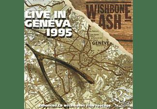 Wishbone Ash - Live In Geneva 1995  - (CD)