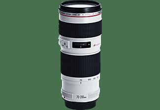 CANON EF 70-200mm f/4L USM 70 mm - 200 mm f/4 EF, L-Reihe, USM (Objektiv für Canon EF-Mount, Weiß)