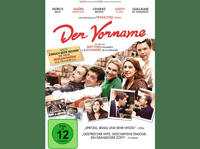 Der Vorname [DVD]