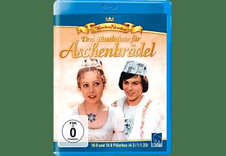 Drei Haselnüsse für Aschenbrödel Blu-ray