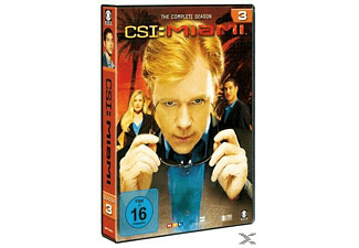 CSI: Miami - Staffel 3 (komplett) DVD